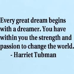 Harriet Tubman Famous Quotes. QuotesGram