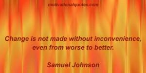 Biography of Samuel Johnson