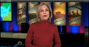 NBC Says Andrea Mitchell Didn't Say Iowa Is 'Too White' to Matter