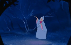 Ode to the Fairy Godmother Scene | Awww, Oh My Disney