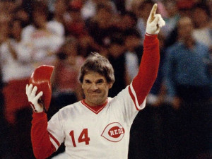 Pete Rose, baseball's all-time hit king, has been banned from MLB ...