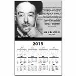 de Broglie: Quantum Waves Calendar Print