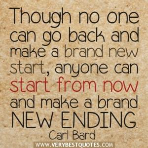 Brand New Endings