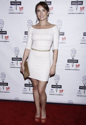 Laura Benanti Picture 19 - The 2012 Lucille Lortel Awards - Arrivals