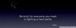 plato-be-kind-quote