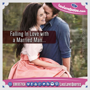 Falling In Love with a Married Man