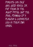 Good Parent quote #2