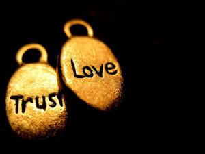 trust life little bit best quote trust someone trust love