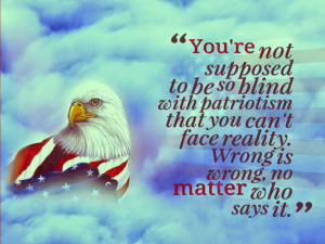Famous Patriotic Quotes And Sayings For Peace With Images