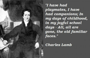 Charles lamb famous quotes 4