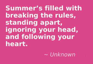 summer quotes | Tumblr