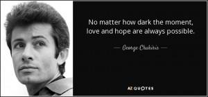 George Chakiris Quotes