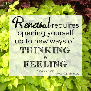 Quotes About Renewal