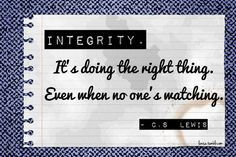 Truth Quote Work Quotes Success Integrity