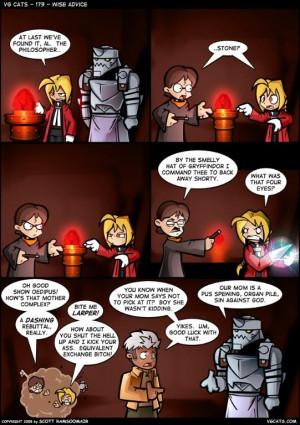 fullmetal alchemist funny Image