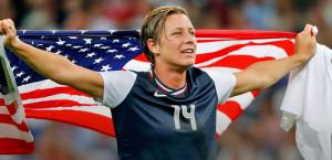 Abby Wambach Flag