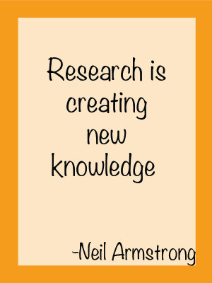 research quote
