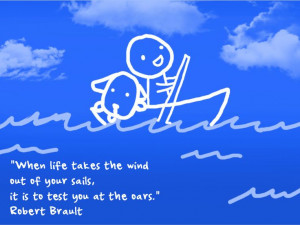 infertility #ivf #quotes: When life takes the wind out of your sails ...