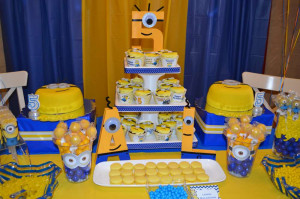 minions birthday y ideas tori spelling 5th birthday