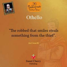 quote from othello by shakespeare more famous quotes shakespeare plays ...