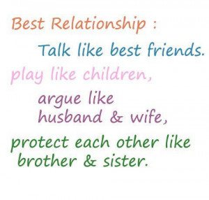 Best Relationship ...