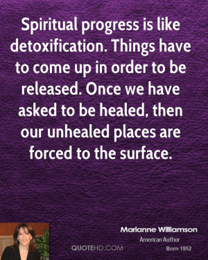 Marianne Williamson Quotes On Love