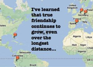 distance long distance friendship quotes tumblr tumblr distance long ...