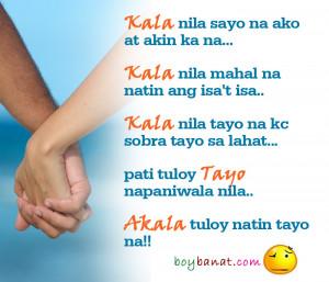 Funny Happy Birthday Quotes Tagalog #24