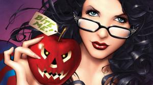 GRIMM FAIRY TALES zenescope-entertainment halloween wallpaper ...