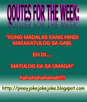 funny tagalog na lang ako boy scout sweet tagalog library
