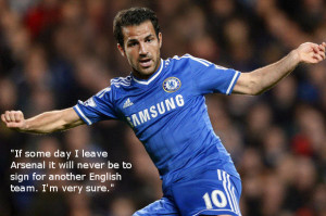 How doth the little Fabregas