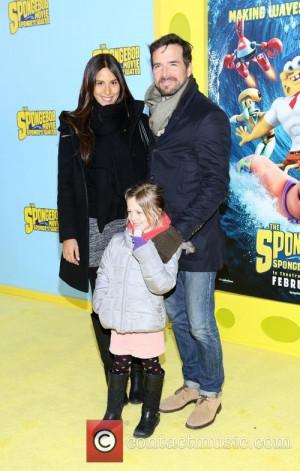 Matthew Settle - 'The SpongeBob Movie: Sponge Out of Water' New York ...