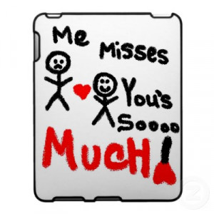 Me Miss you so Much – Baby Quote