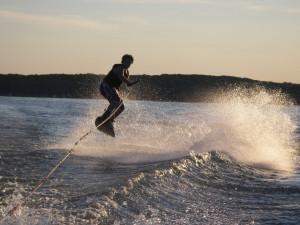 me wakeboarding Image