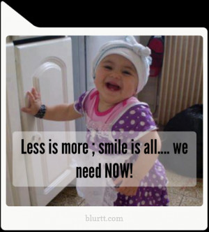 smile, quote