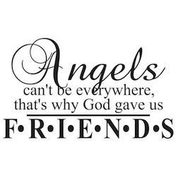 Everywhere Friends Friendship