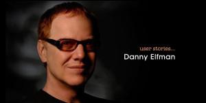 Danny Elfman USER STORIES
