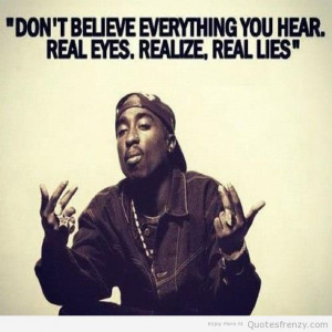 Tupac Quotes About Friends