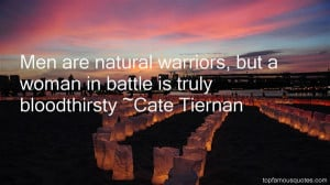 Top Quotes About Warrior Woman