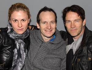 ... Trio of Anna Paquin, Stephen Moyer & Denis O'Hare Reunite at Elling