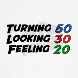 Turning 50 Years Old Quotes Quotesgram