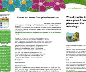 Goddaughter-Godson Birthday Poems – Poems Verses Quotes from