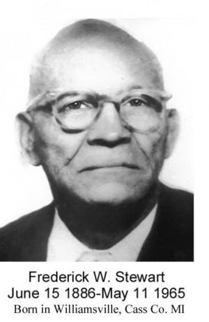 Stewart, Thomas W. Biography