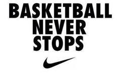 Basketball Michael Jordan quote with basketball subway art words vinyl ...