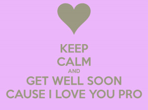 Get Well Soon Quotes Get this poster for your