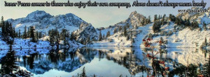 ... Reflection Photography Facebook Covers Inspirational facebook covers