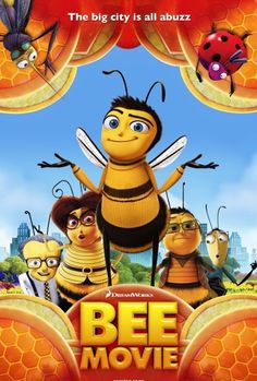 Bee Movie: A 2007 American computer animated family comedy film ...