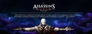 Ezio Auditore da Firenze (HD) by elenaksr