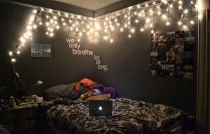 Cute small tumblr room: Teens Rooms, Quotes, Dreamroom, Bedrooms Idea ...