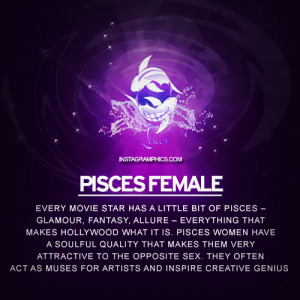 Quotes About Pisces Women
